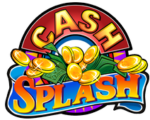 Jackpot progressif Cash Splash de Microgaming